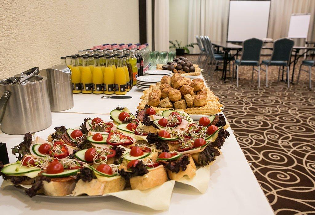 Hotel Stáció Wellness & Conference**** - Catering szolgáltatás