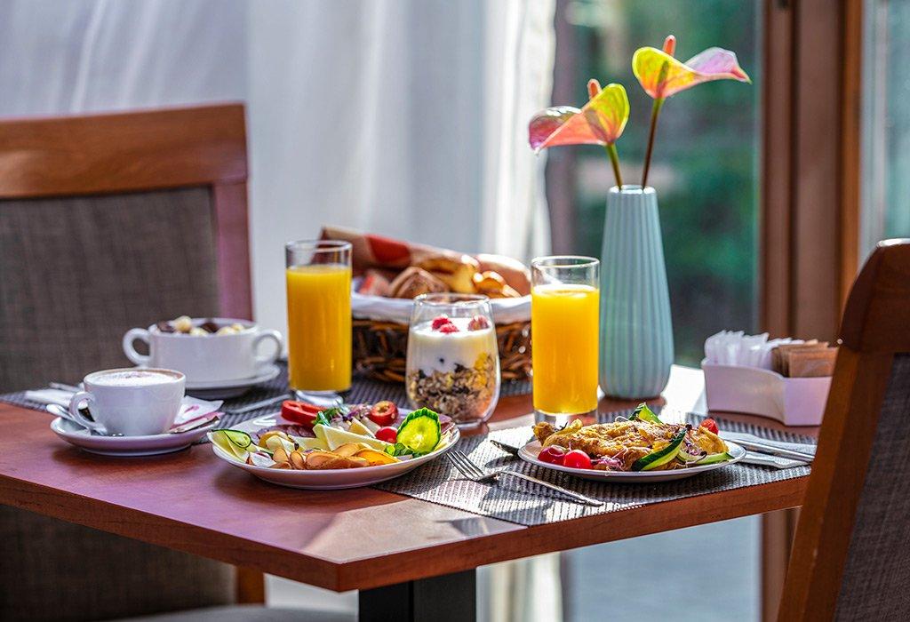 Hotel Stáció Wellness & Conference**** - Étterem, gasztronómia