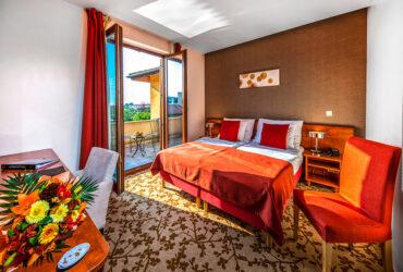 Hotel Stáció Wellness & Conference**** - Superior classic kétágyas szoba