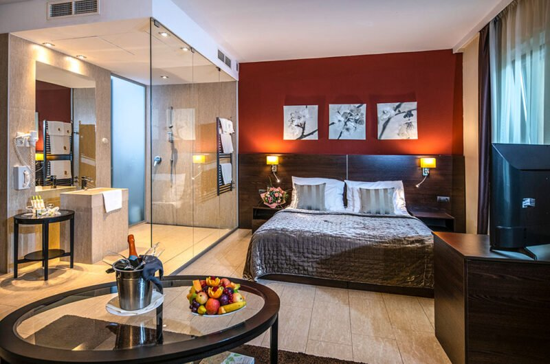 Hotel Stáció Wellness & Conference**** - Romantikus lakosztály