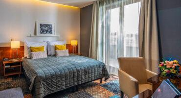 Hotel Stáció Wellness & Conference**** - Standard kétágyas szoba