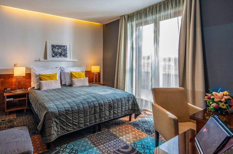 Hotel Stáció Wellness & Conference**** - Superior Standard kétágyas szoba
