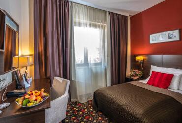 Hotel Stáció Wellness & Conference**** - Superior egyágyas szoba