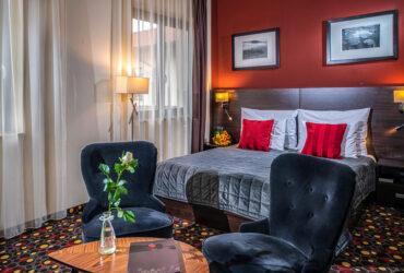 Hotel Stáció Wellness & Conference**** - Superior lakosztály