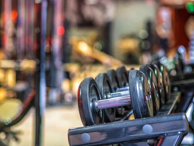 Hotel Stáció Wellness & Conference**** - Fitnesz terem