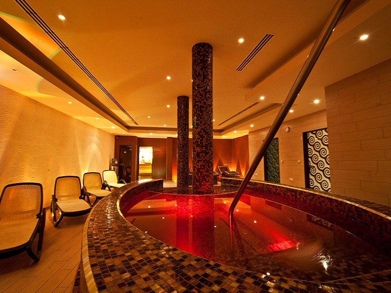 Hotel Stáció Wellness & Conference**** - Merülő medence