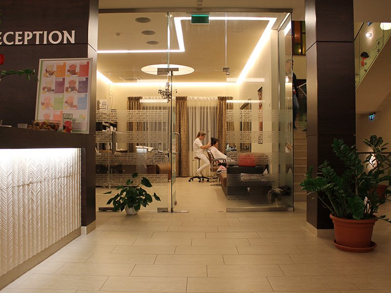 Hotel Stáció Wellness & Conference**** - Szépségszalon