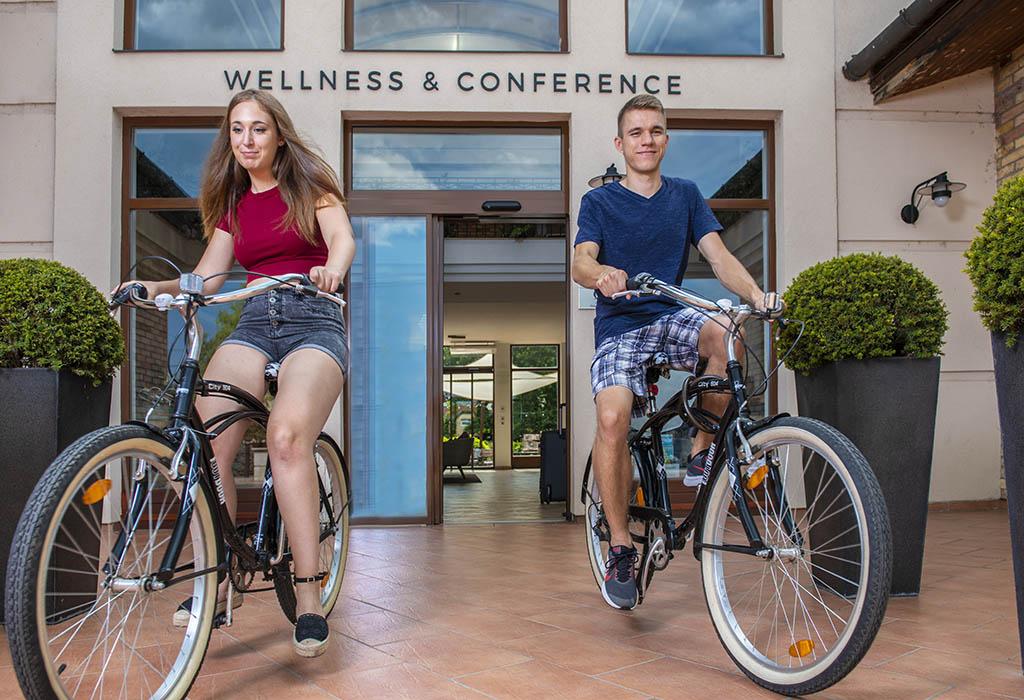Hotel Stáció Wellness & Conference**** - Kerékpárkölcsönzés